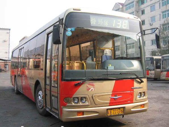 138路 沈阳医学院——马路湾图片